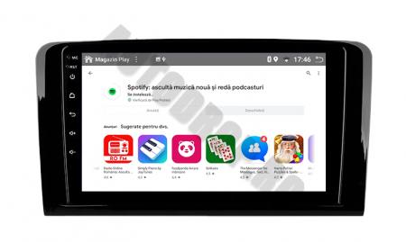 Navigatie Android Merdeces Benz ML/GL PX6 | AutoDrop.ro [6]