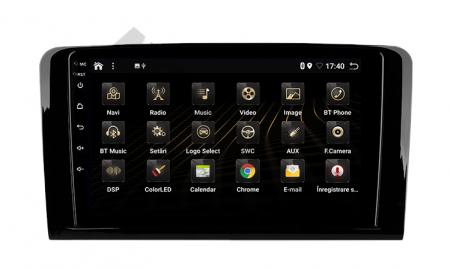 Navigatie Android Merdeces Benz ML/GL PX6 | AutoDrop.ro [4]