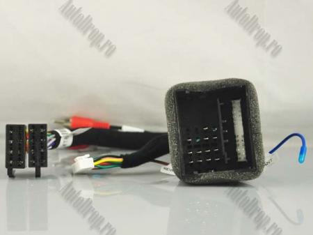 Navigatie Mercedes Benz GLK X204/ GLK300/ GLK 350, Android 10, Quadcore PX30 / 2GB RAM + 16GB ROM cu DVD, 7 Inch - AD-BGWMBGLKP317