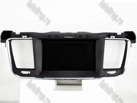 Navigatie Peugeot 508, Android 9, Quadcore|PX30|/ 2GB RAM + 16GB ROM cu DVD, 7 Inch - AD-BGWPGT508P31