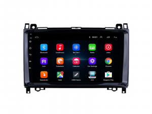 Navigatie Mercedes Benz Sprinter, Viano, Vito, A/B Class, Crafter, Android 9.1, QUADCORE|MTK| / 1GB RAM + 16 ROM, 9 Inch - AD-BGPMBSPR9MTK1GB1