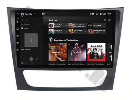Navigatie Android Merdeces Benz W211/W219 | AutoDrop.ro [10]