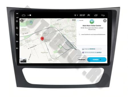 Navigatie Android Merdeces Benz W211/W219 | AutoDrop.ro [7]