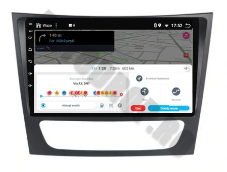 Navigatie Android Merdeces Benz W211/W219 | AutoDrop.ro [6]