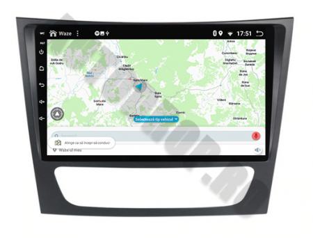 Navigatie Android Merdeces Benz W211/W219 | AutoDrop.ro [5]