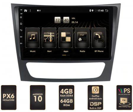 Navigatie Android Merdeces Benz W211/W219 | AutoDrop.ro [0]