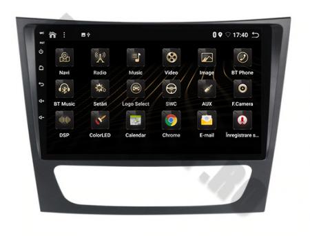Navigatie Android Merdeces Benz W211/W219 | AutoDrop.ro [1]