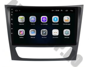 Navigatie Mercedes Benz W211/CLS, QUADCORE|MTK| / 1GB RAM + 16 ROM, 9 Inch - AD-BGPW211MTK3