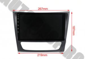 Navigatie Mercedes Benz W211/CLS, QUADCORE|MTK| / 1GB RAM + 16 ROM, 9 Inch - AD-BGPW211MTK16