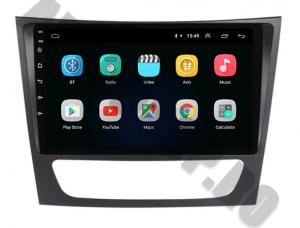 Navigatie Mercedes Benz W211/CLS, QUADCORE|MTK| / 1GB RAM + 16 ROM, 9 Inch - AD-BGPW211MTK2