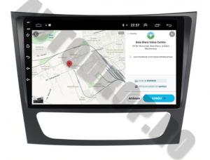 Navigatie Mercedes Benz W211/CLS, QUADCORE|MTK| / 1GB RAM + 16 ROM, 9 Inch - AD-BGPW211MTK11