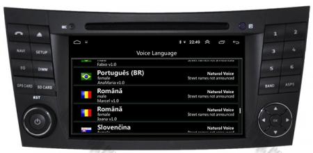 Navigatie Mercedes E-Class/CLS cu Android - AD-BGWMBW211P3 [10]
