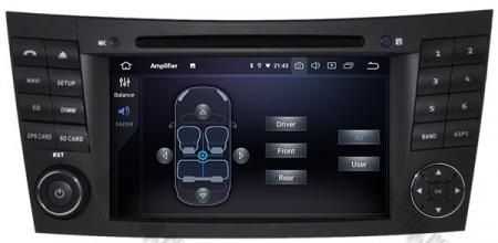 Navigatie Mercedes E-Class/CLS cu Android - AD-BGWMBW211P3 [6]