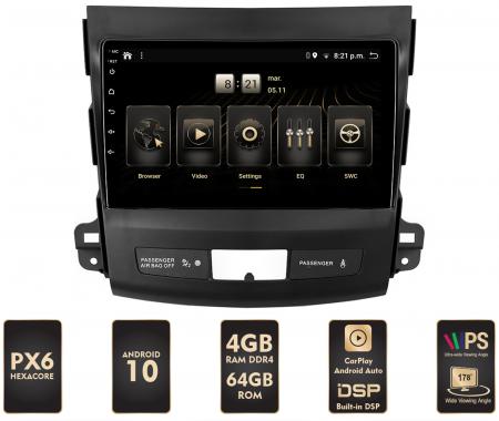 Navigatie Android Outlander / 4007 PX6 | AutoDrop.ro [0]