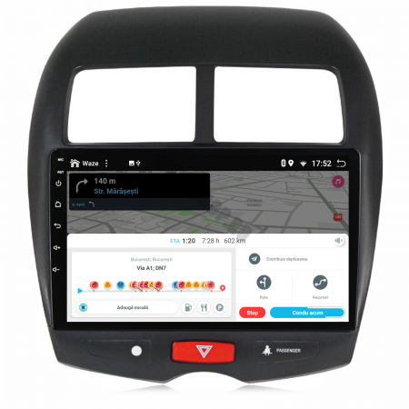 Navigatie Mitsubishi ASX Android 10 PX6 | AutoDrop.ro [12]