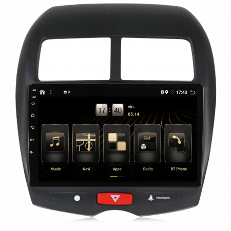 Navigatie Mitsubishi ASX Android 10 PX6 | AutoDrop.ro [1]