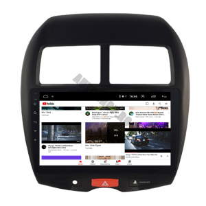 Navigatie Dedicata Mitsubishi ASX Android | AutoDrop.ro [9]