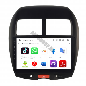 Navigatie Dedicata Mitsubishi ASX Android | AutoDrop.ro [4]
