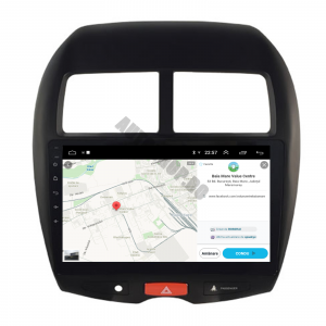 Navigatie Dedicata Mitsubishi ASX Android | AutoDrop.ro [8]