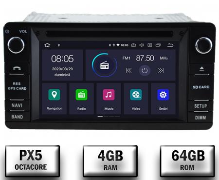 Navigatie Mitsubishi Outlander, ASX, Lancer 2013+ | 4+64GB [0]