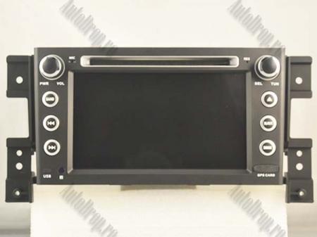 NAVIGATIE Suzuki Grand Vitara, ANDROID 9, Octacore|PX5|/ 4GB RAM + 64GB ROM cu DVD, 7 Inch - AD-BGWGVP517