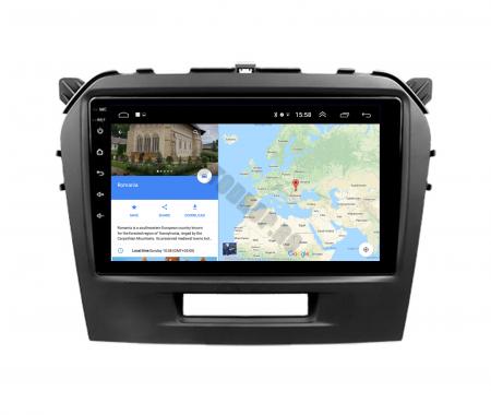 Navigatie Android Suzuki Vitara | AutoDrop.ro [10]