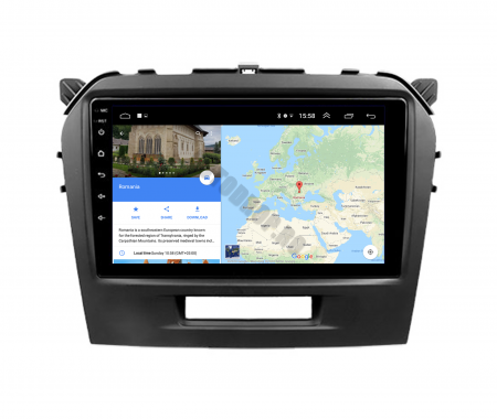 Navigatie Android Suzuki Vitara 2GB | AutoDrop.ro [10]