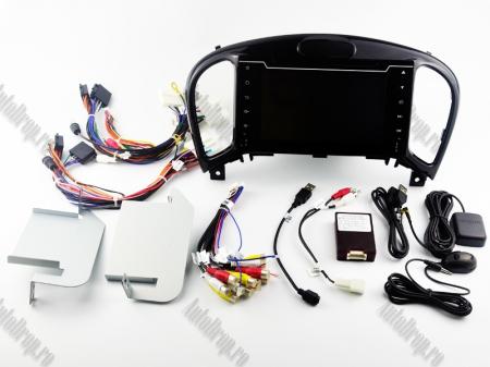 NAVIGATIE Nissan Juke (2011-2017), ANDROID 9, Quadcore|PX30|/ 2GB RAM + 16GB ROM, 7 Inch - AD-BGWJUKEP316