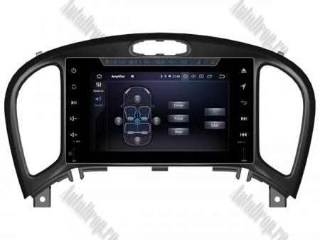 NAVIGATIE Nissan Juke (2011-2017), ANDROID 9, Quadcore|PX30|/ 2GB RAM + 16GB ROM, 7 Inch - AD-BGWJUKEP37