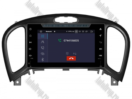 NAVIGATIE Nissan Juke (2011-2017), ANDROID 9, Quadcore|PX30|/ 2GB RAM + 16GB ROM, 7 Inch - AD-BGWJUKEP34