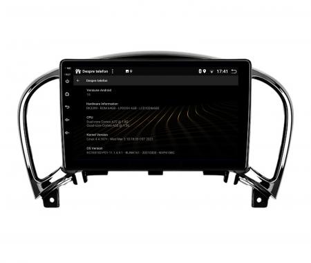 Navigatie Android 10 Nissan Juke | AutoDrop.ro [9]