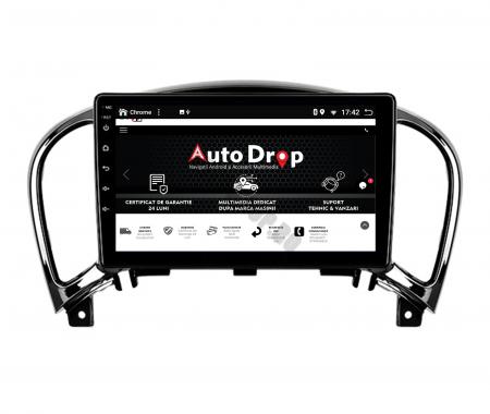 Navigatie Android 10 Nissan Juke | AutoDrop.ro [7]