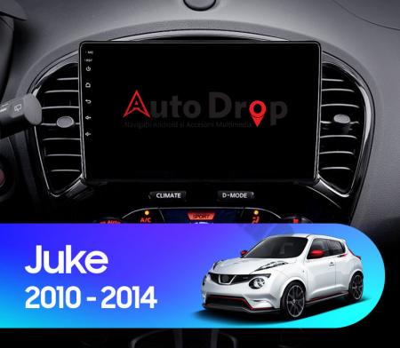 Navigatie Android 10 Nissan Juke | AutoDrop.ro [20]