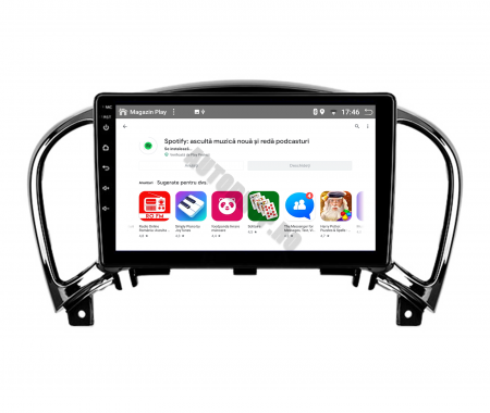 Navigatie Android 10 Nissan Juke | AutoDrop.ro [15]