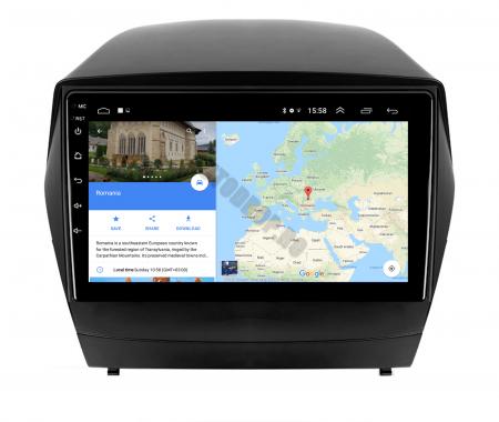 Navigatie Android Hyundai IX35 1+16GB | AutoDrop.ro [10]