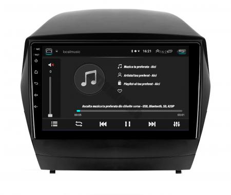Navigatie Android Hyundai IX35 1+16GB | AutoDrop.ro [4]