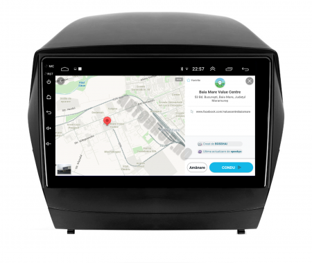 Navigatie Android Hyundai IX35 1+16GB | AutoDrop.ro [9]
