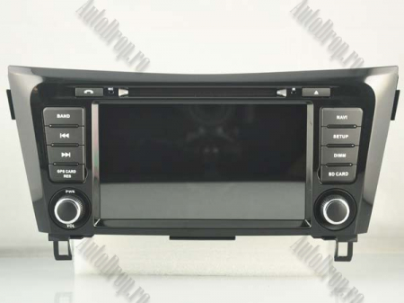 NAVIGATIE Nissan Qashqai/ X-trail, ANDROID 9, Octacore|PX5|/ 4GB RAM + 64GB ROM cu DVD, 7 Inch - AD-BGWQSHQP517