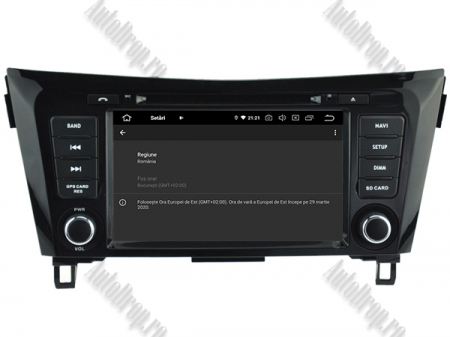 NAVIGATIE Nissan Qashqai/ X-trail, ANDROID 9, Octacore|PX5|/ 4GB RAM + 64GB ROM cu DVD, 7 Inch - AD-BGWQSHQP57