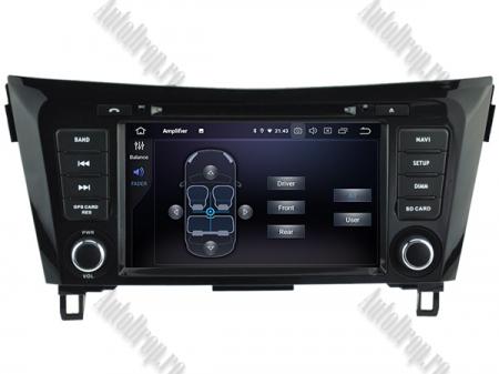 NAVIGATIE Nissan Qashqai/ X-trail, ANDROID 9, Octacore|PX5|/ 4GB RAM + 64GB ROM cu DVD, 7 Inch - AD-BGWQSHQP58