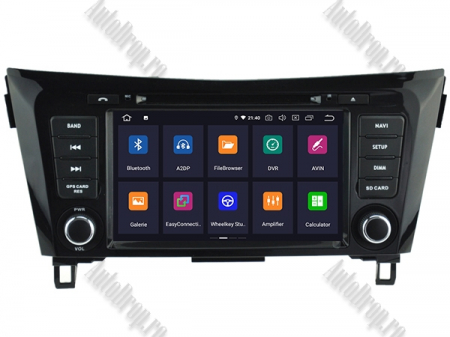 NAVIGATIE Nissan Qashqai/ X-trail, ANDROID 9, Octacore|PX5|/ 4GB RAM + 64GB ROM cu DVD, 7 Inch - AD-BGWQSHQP51