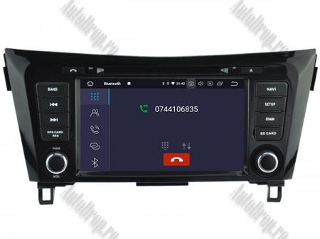 NAVIGATIE Nissan Qashqai/ X-trail, ANDROID 9, Octacore|PX5|/ 4GB RAM + 64GB ROM cu DVD, 7 Inch - AD-BGWQSHQP56