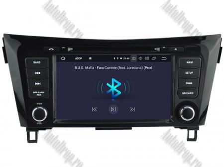 NAVIGATIE Nissan Qashqai/ X-trail, ANDROID 9, Octacore|PX5|/ 4GB RAM + 64GB ROM cu DVD, 7 Inch - AD-BGWQSHQP55