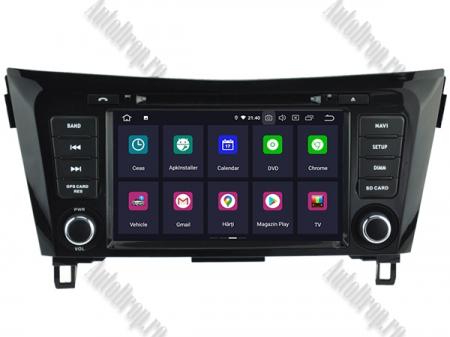 NAVIGATIE Nissan Qashqai/ X-trail, ANDROID 9, Octacore|PX5|/ 4GB RAM + 64GB ROM cu DVD, 7 Inch - AD-BGWQSHQP52