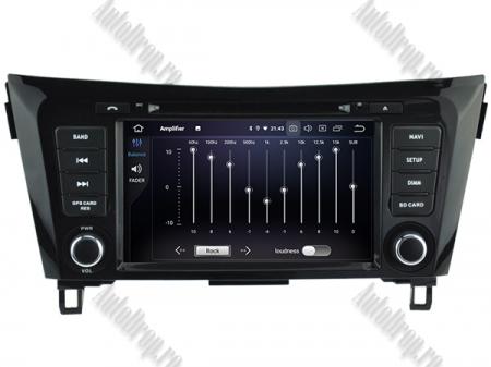 NAVIGATIE Nissan Qashqai/ X-trail, ANDROID 9, Octacore|PX5|/ 4GB RAM + 64GB ROM cu DVD, 7 Inch - AD-BGWQSHQP54