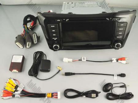 NAVIGATIE Nissan Qashqai/ X-trail, ANDROID 9, Octacore|PX5|/ 4GB RAM + 64GB ROM cu DVD, 7 Inch - AD-BGWQSHQP516