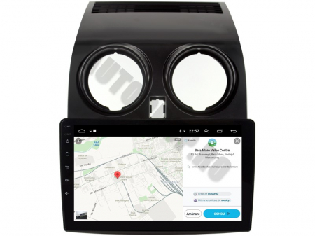 Navigatie Android Nissan Qashqai PX6 | AutoDrop.ro [10]