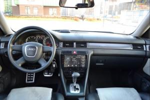 Navigatie Audi A6 1999-2004, Android 9.1, QUADCORE|MTK| / 2GB RAM + 32 ROM, 9 Inch - AD-BGPAUDIA692GB17
