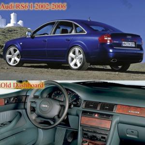 Navigatie Audi A6 1999-2004, Android 9.1, QUADCORE|MTK| / 2GB RAM + 32 ROM, 9 Inch - AD-BGPAUDIA692GB20
