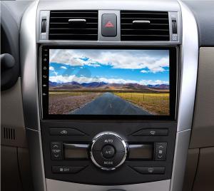 Navigatie Toyota Corolla 2007-2013, Android 9.1, QUADCORE MTK  / 2GB RAM + 32 ROM, 9 Inch - AD-BGPCOROLLAMTK2GB7